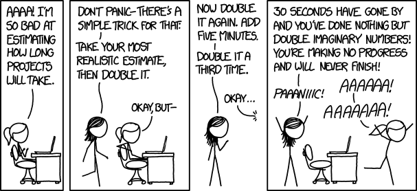 xkcd estimating time