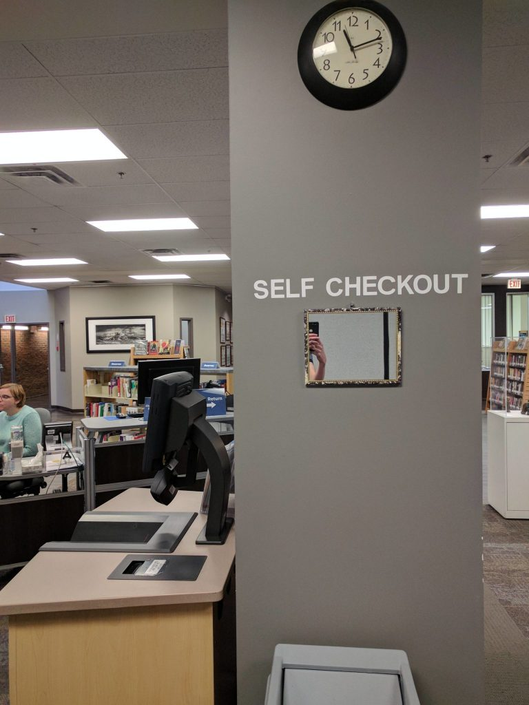 self-checkout